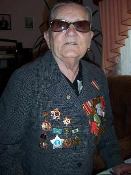 Бердюгина Мария Михайловна