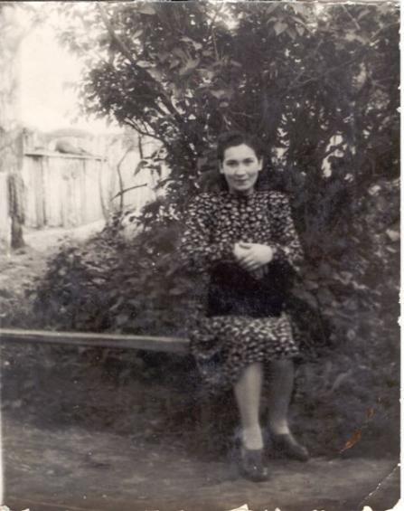 Девушка Фая Муратова
