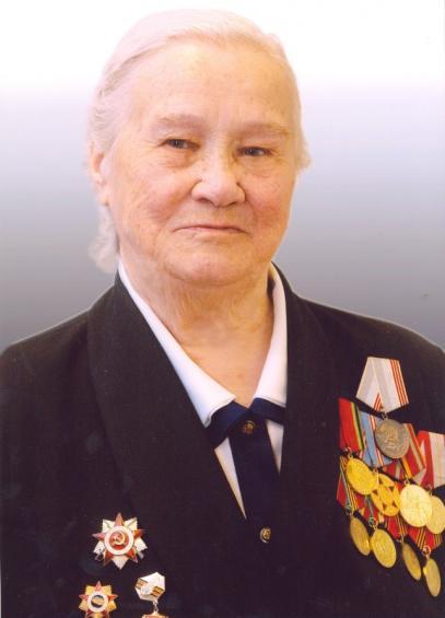 Томина Галина Фроловна