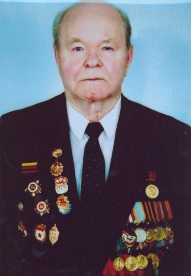 Ярославцев Иван Федорович