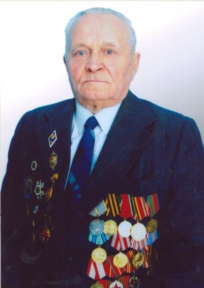 Лагода Иван Николаевич