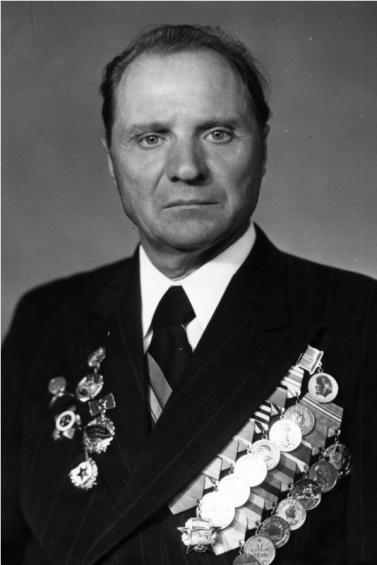САВШОНКИН Иван Николаевич
