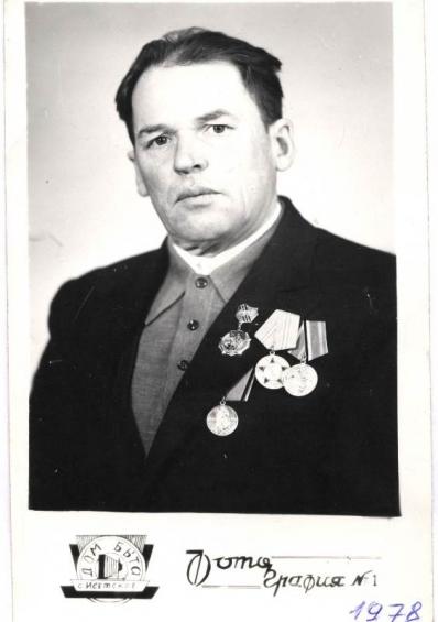 Гусев Мануил Фадеевич