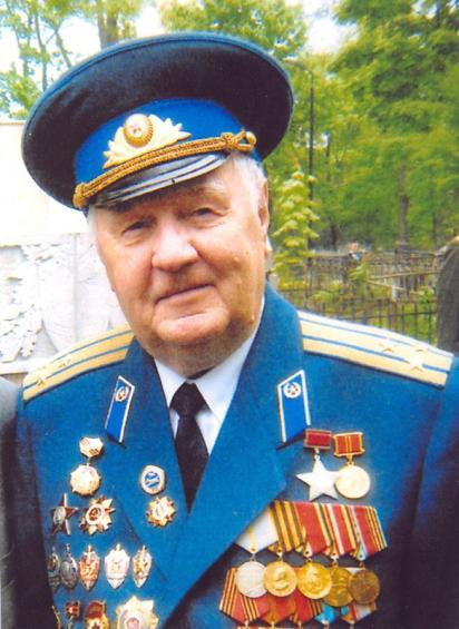 Бабушкин Николай Александрович