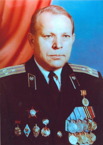 Воронцов Николай Иванович