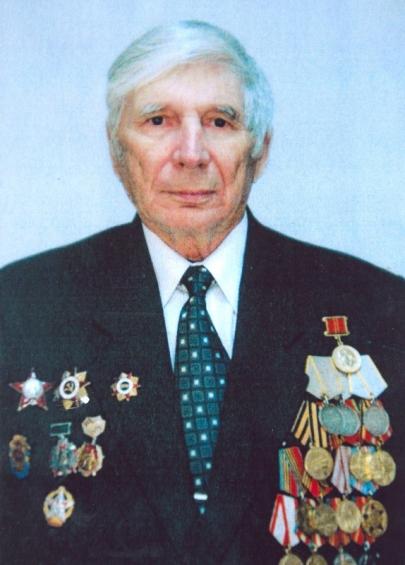 Санин Николай Васильевич