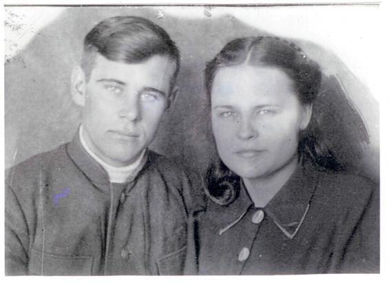 Могельницкие Павел Николаевич и Мария Васильевна