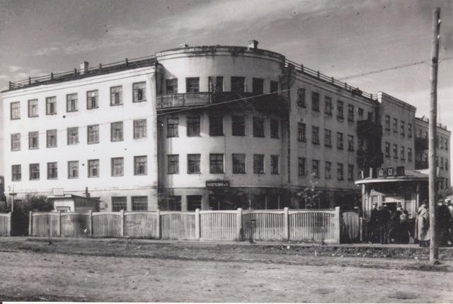 Первомайская - Товарное шоссе