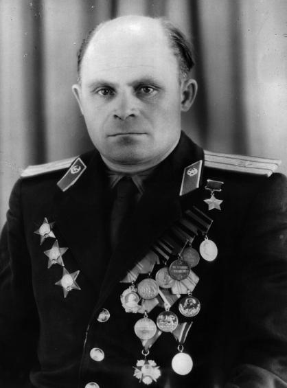 Бабичев Пётр Алексеевич