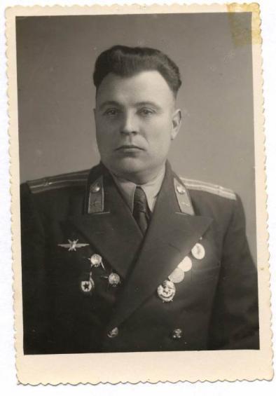 Гурьев Яков Захарович