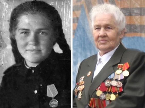 Никифорова Мария Михайловна