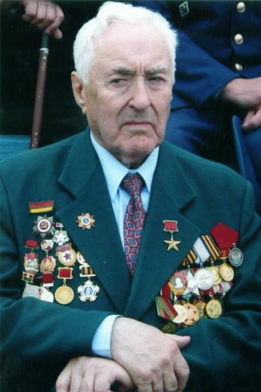 Петухов Виктор Алексеевич