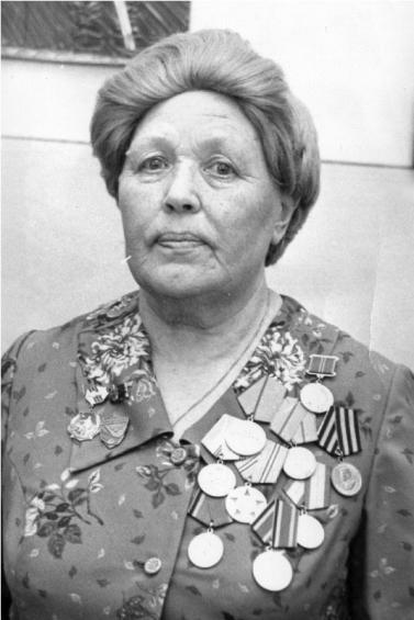 Рудзина Вера Ивановна