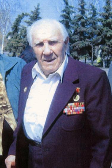 РОМАС Николай Григорьевич