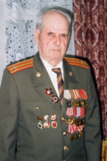 ЛЫСОВ АЛЕКСАНДР ФЁДОРОВИЧ