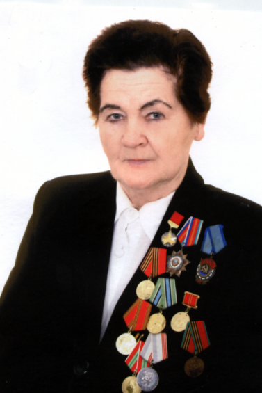 Жаркова Нина Михайловна