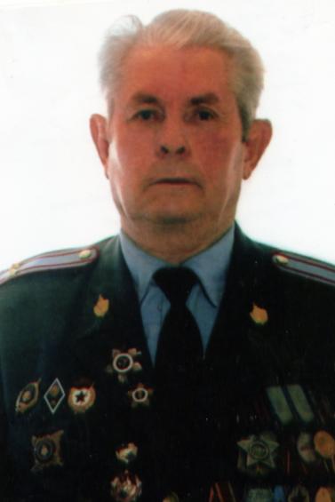 Матаев Василий Григорьевич