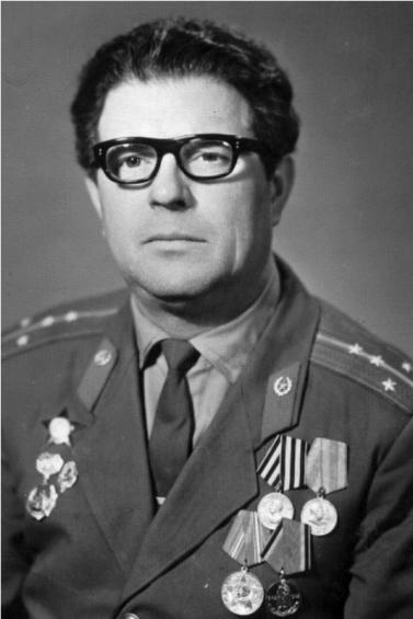Пономарев Михаил Павлович