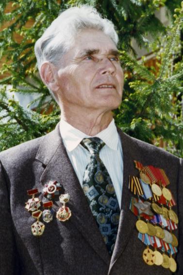 Галимов Ахмет Галимович