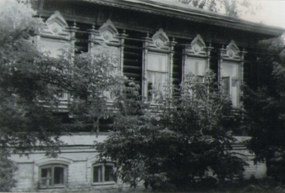 Тюменские окна